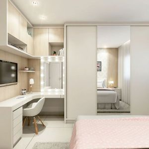 71 Stunning Small Bedroom Design Ideas images