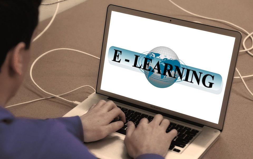 Online Course Learning management system, Online