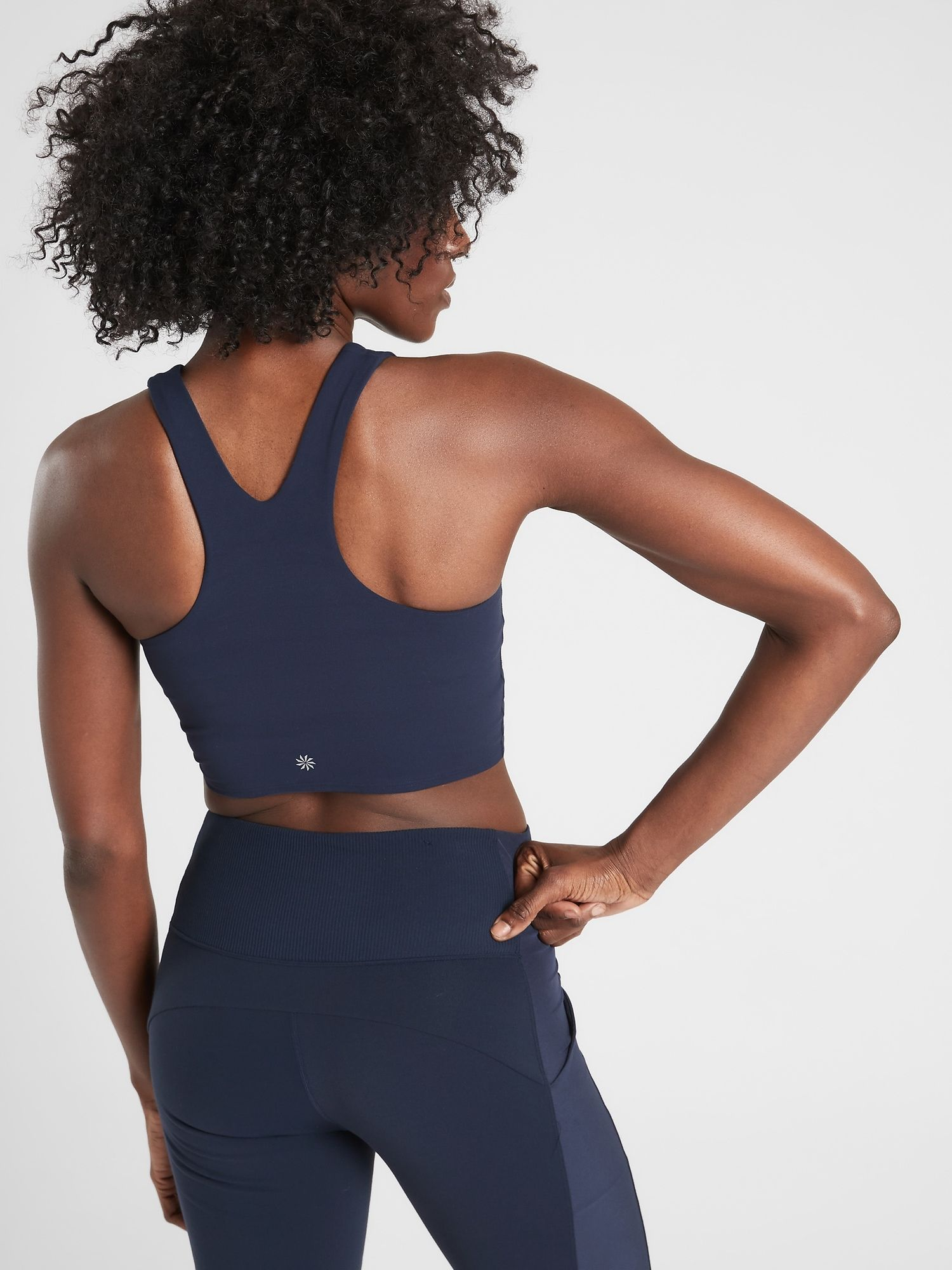 Conscious Crop in Powervita AC Low impact workout, Yoga