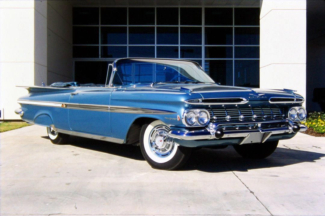 Pin by The 59 Source on 1959 Chevy in 2020 Chevrolet bel