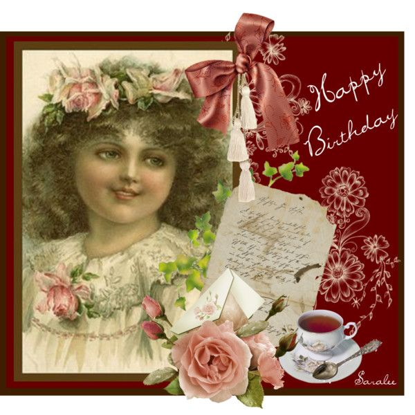 HAPPY BIRTHDAY to one of my favorite ladies! Wishing you a wonderful day and a year filled with blessings! Sending you a big birthday hug!