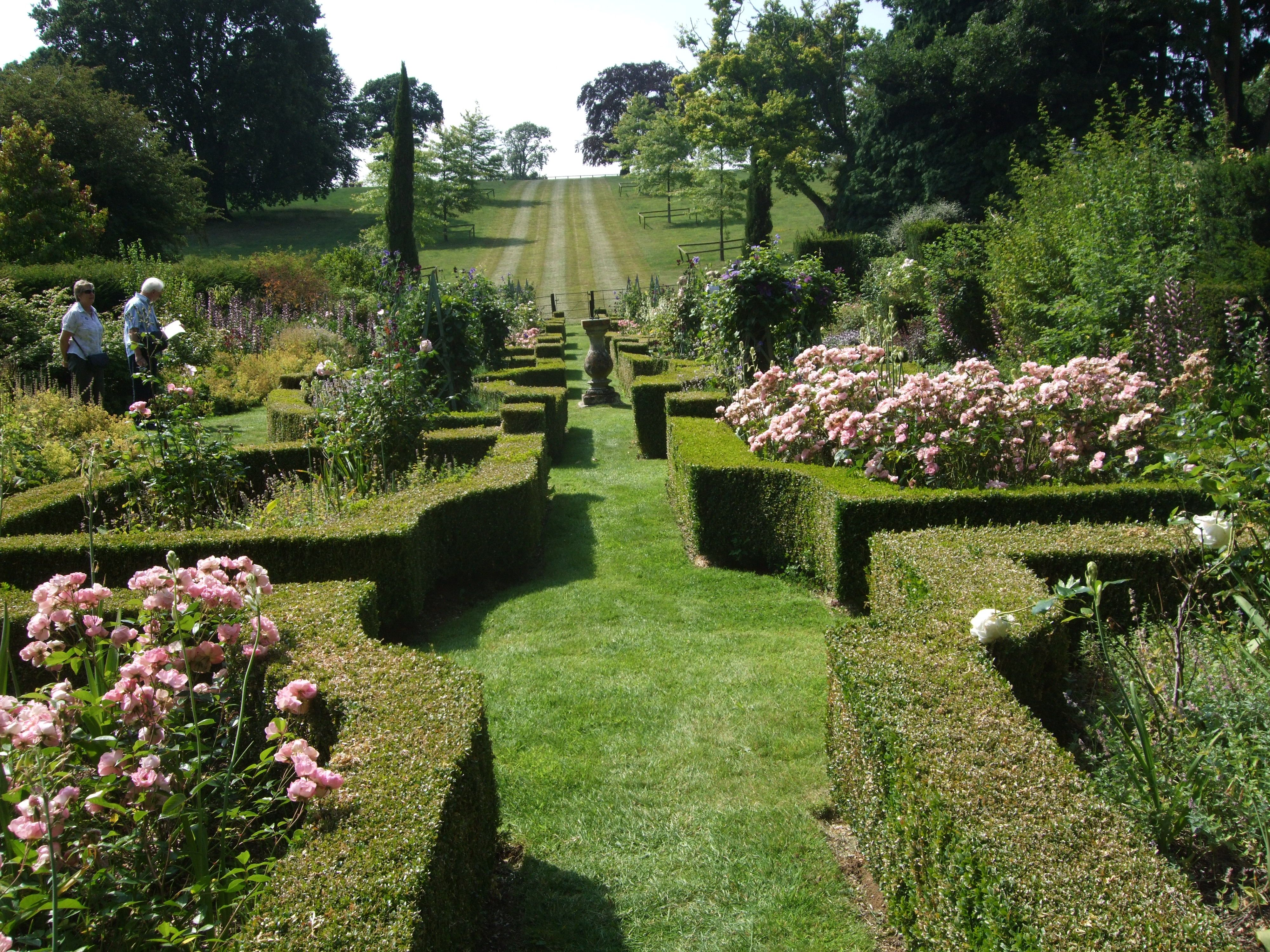 broughton grange ahh the english country garden took this as a