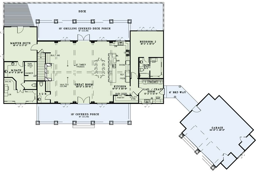 Nelson Design Group – House Plans, Design Services, Home Plans ...