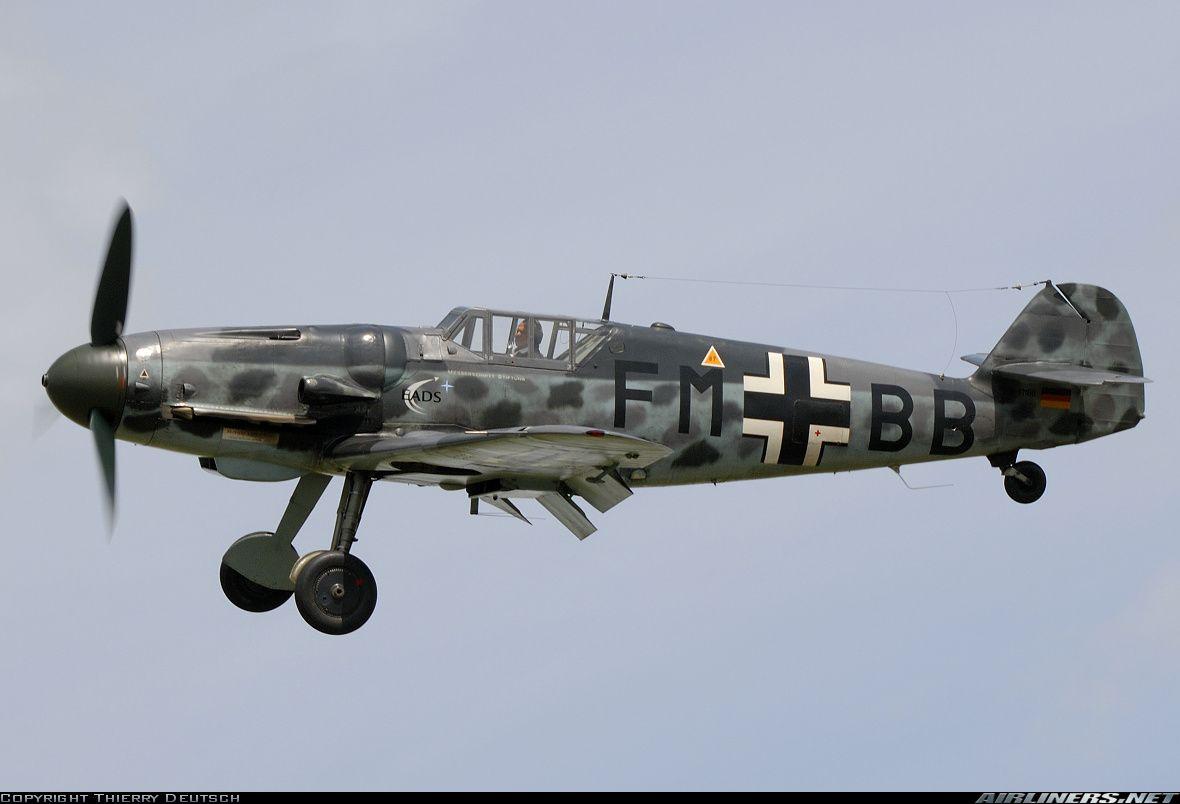 Messerschmitt Bf 109 | Messerschmitt Bf-109G-6 aircraft picture