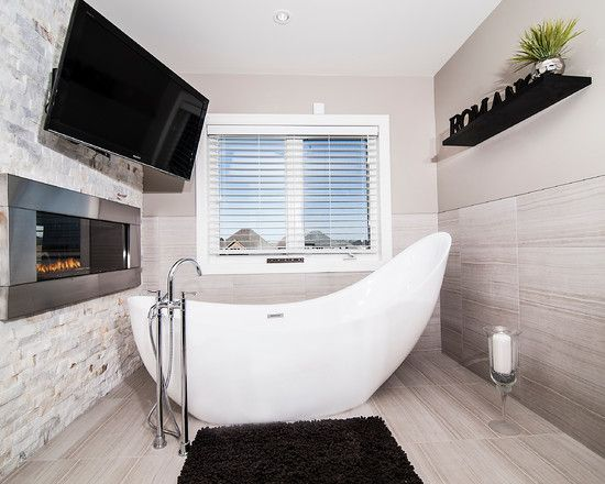 Beautiful And Unique Bathroom Mirrors: Bathroom Design, Cool Modern Bathroom With White Unique