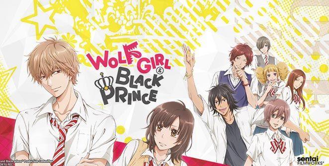 Wolf Girl And Black Prince Google Search Anime Wolf Girl Wolf Girl Anime Wolf