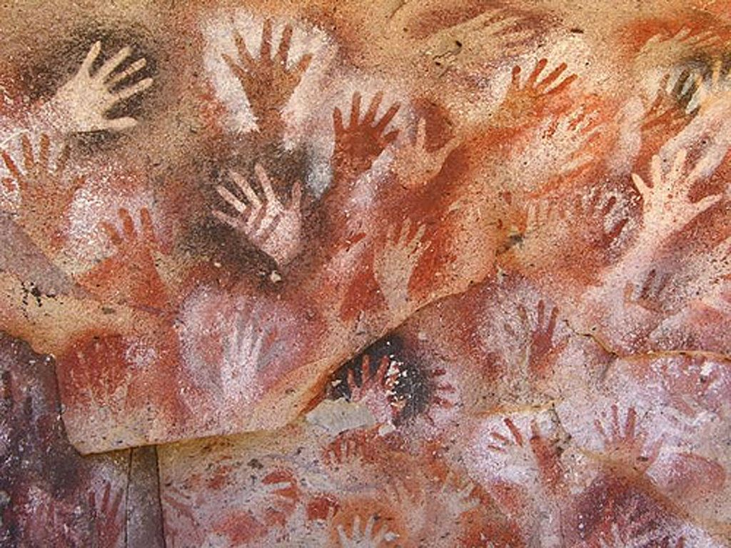 Mani 18 500 14 000 Anni Fa Pittura Rupestre Spagna Cantabria Grotta Di Altamira La Grotta D Altamira E La Mass Pittura Grotta Paleolitico Preistoria