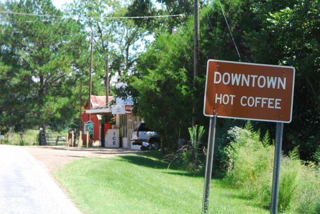 hot coffee mississippi   Hot Coffee, Mississippi is a rural area on Hwy 532 near Mt. Olive and ...