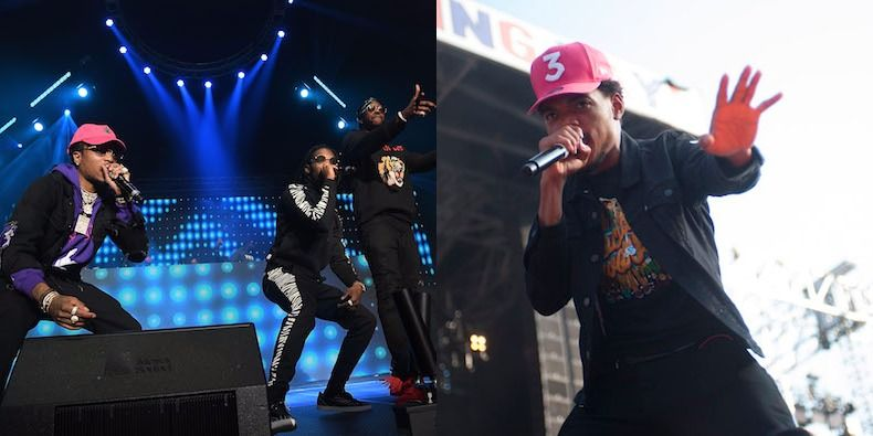 2a63296b709 Watch Migos Bring Out Chance