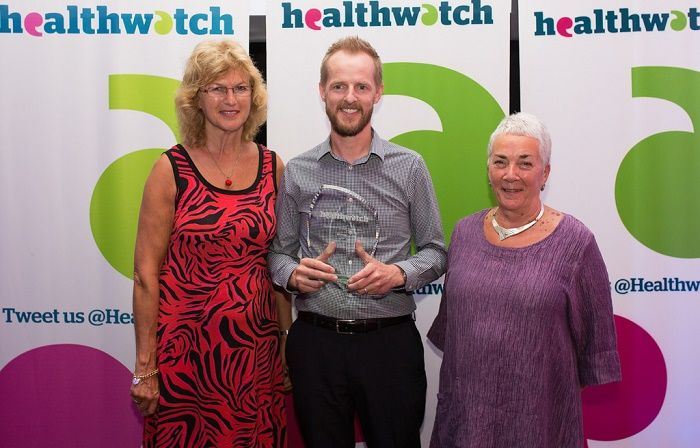 Healthwatch Cumbria wins National Award http://www.cumbriacrack.com/wp-content/uploads/2016/06/Photo-1-HWC-Presentation-A-large.jpg Healthwatch Cumbria has won a national award that recognises the impact that we have made to health and social care in the past year.    http://www.cumbriacrack.com/2016/06/15/healthwatch-cumbria-wins-national-award/