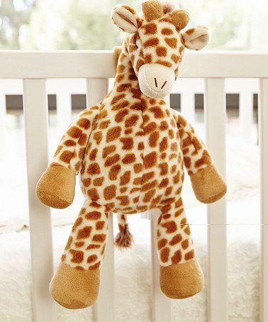 Another great find on #zulily! Soothing Sounds Gentle Giraffe® #zulilyfinds