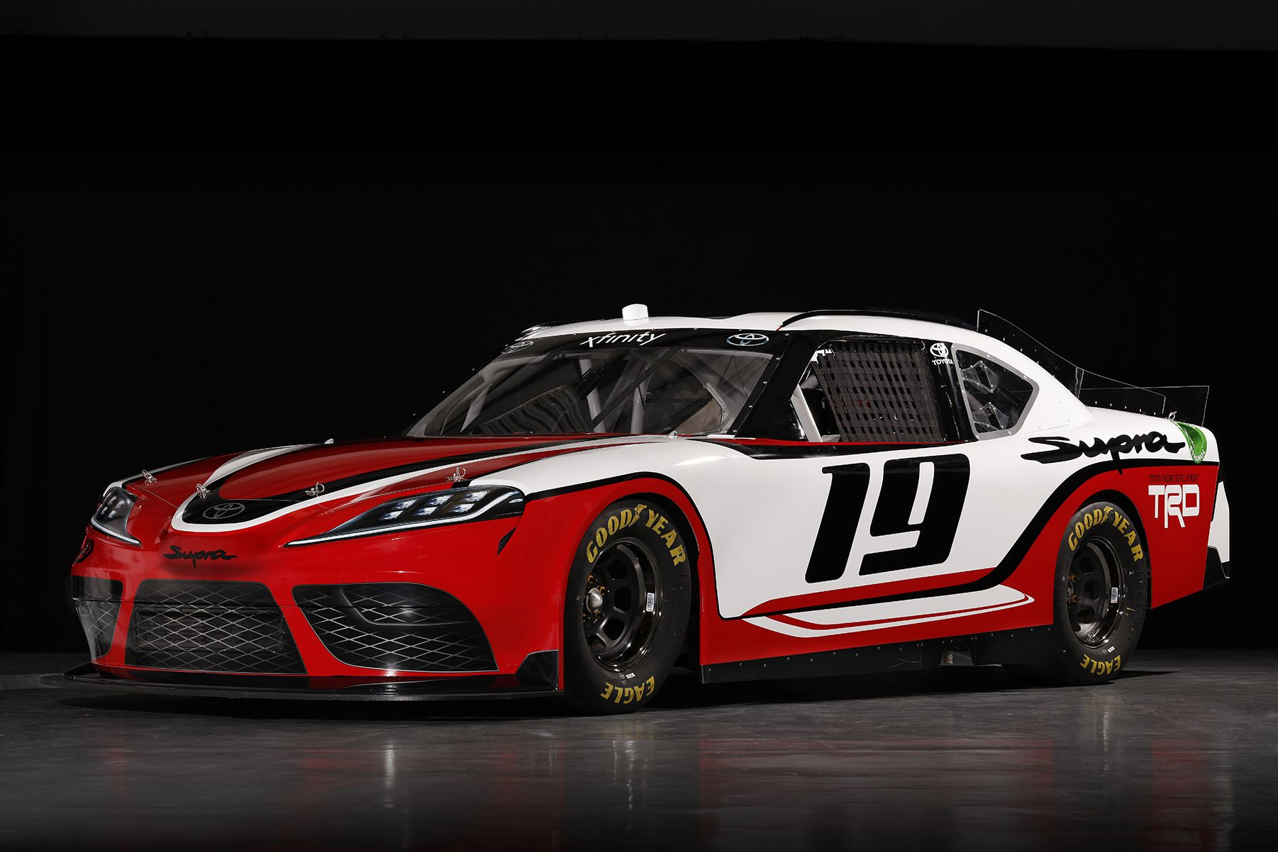Toyota Supra Racing In Nascar Xfinity Series In 2019 With Images
