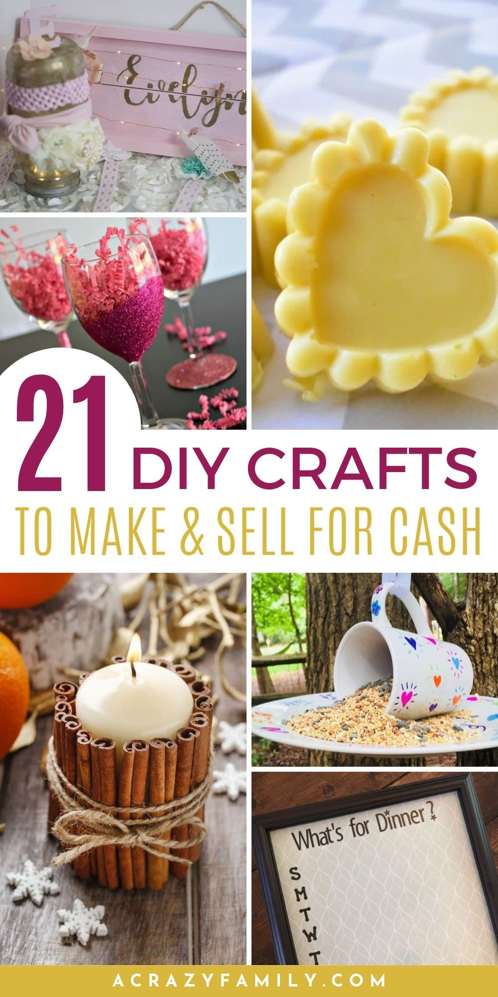 37+ Fun crafts to make and sell ideas