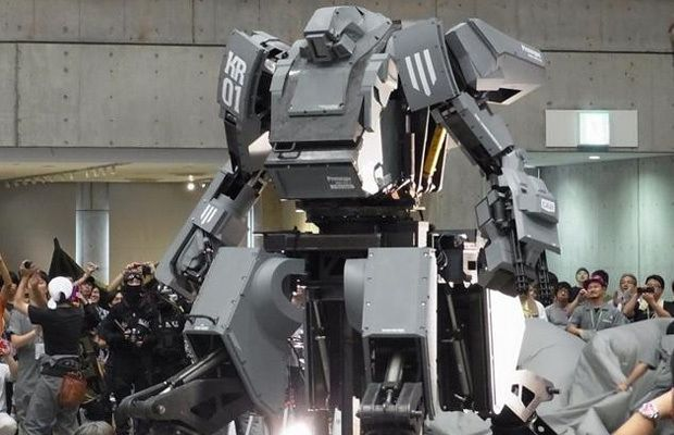 I can't believe these REAL killer robots exist. RIP humanity.