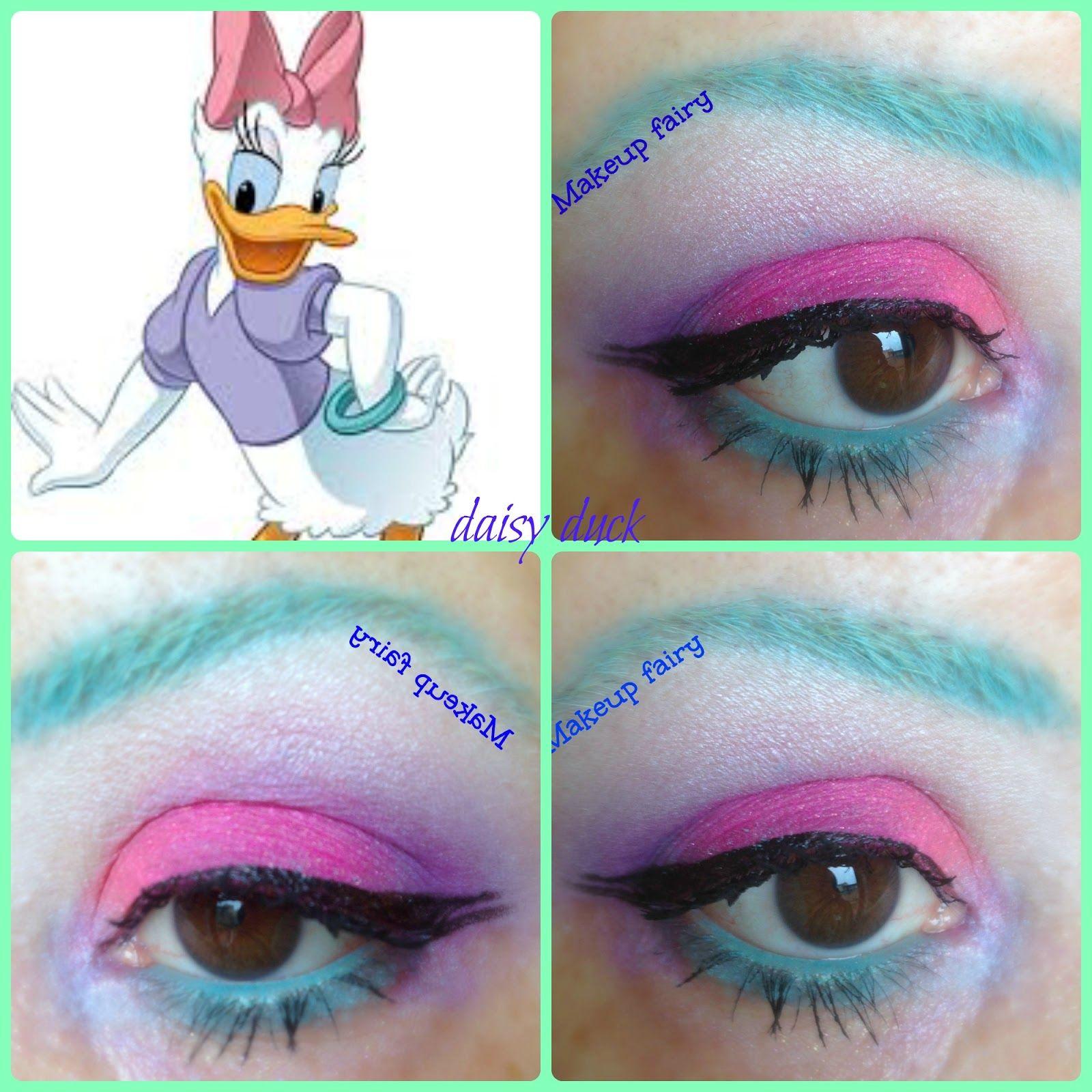 daisy duck eye makeup Google Search Daisy duck costume