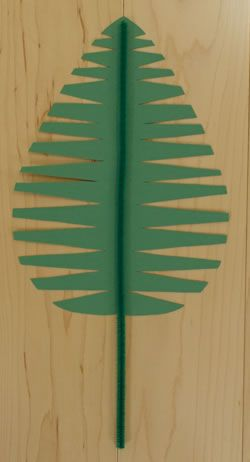 Palm Leaf Craft Easter Sunday School Crafts Palm Sunday Sunday