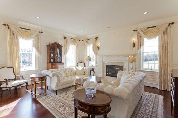 Wohnzimmer Ideen Gemuetlich : Wohnzimmer einrichten ideen klassischer einrichtungsstil ist