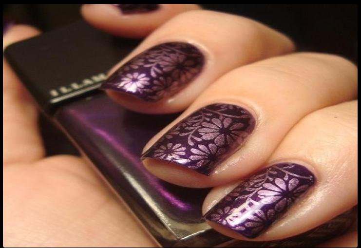 texture purple mate
