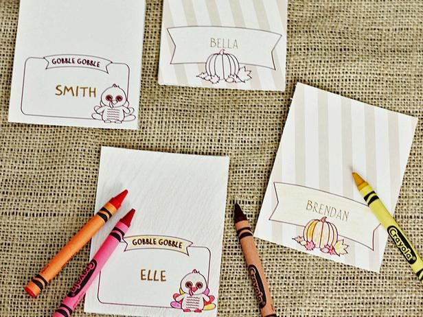 How To Make Customizable Thanksgiving Place Cards Thanksgiving Place Cards Thanksgiving Place Cards Diy Thanksgiving Name Cards