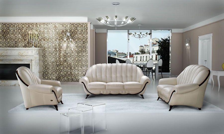 Soggiorno classico bianco 16   Arredare living   Pinterest   16
