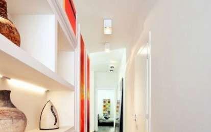 Corridoio Lungo Casa : Come arredare un corridoio lungo e stretto [foto] design
