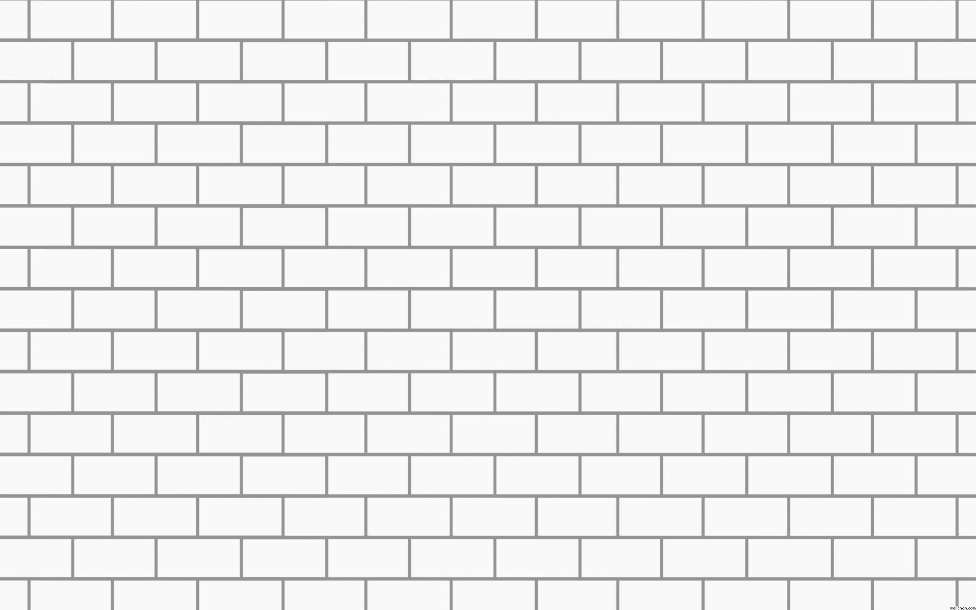 The wall... Muro de ladrillo, Fondo de pantalla de