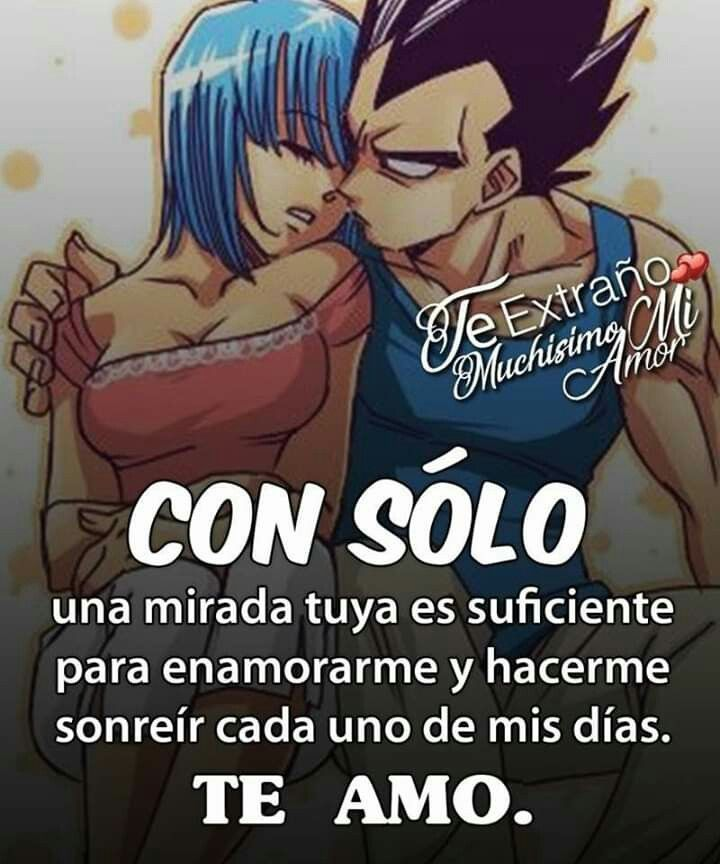 Pin By Lbengie On Frases Dragon Ball Z Dragon Ball Art Love Phrases