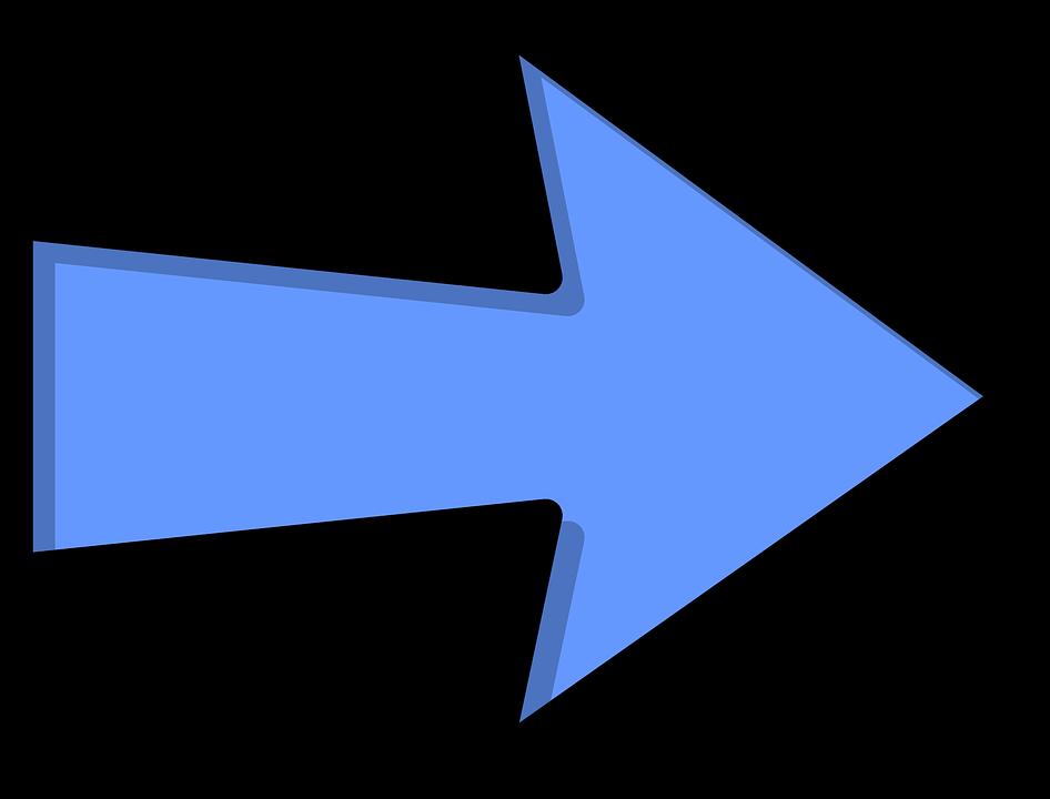 Gambar Gratis Di Pixabay Arrow Kanan Menunjuk Navigasi Tanda Panah Vektor Gratis Bingkai Foto
