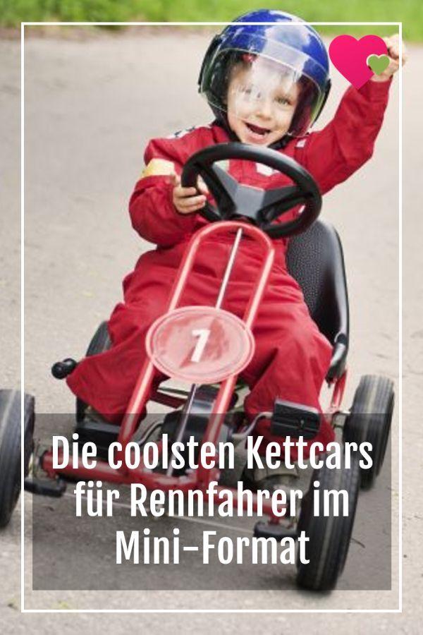 Die coolsten Kettcars für Kinder - so kann das große ...