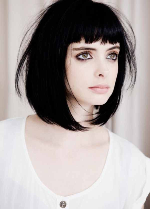 Bang Hairstyles Gorgeous Hairstyles & Haircuts  Bang Hairstyles Bangs And Bobs