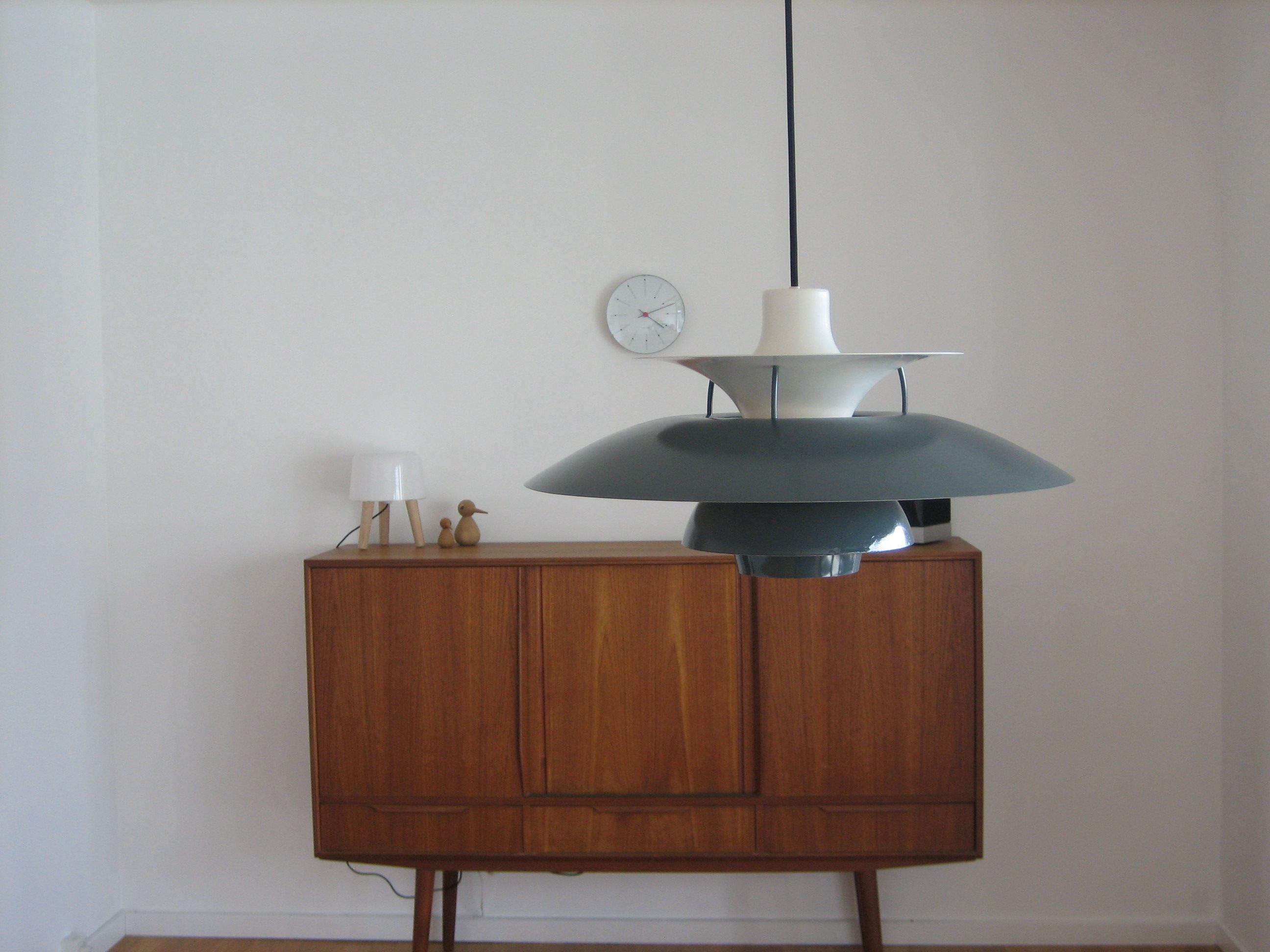 Danish design classic Poul Henningsen PH 5 Lamp. I am ...