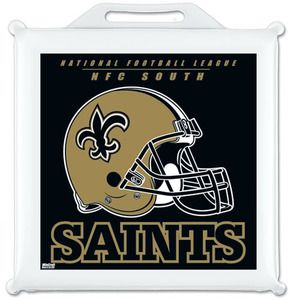 new orleans saints | New Orleans Saints Seat Cushion