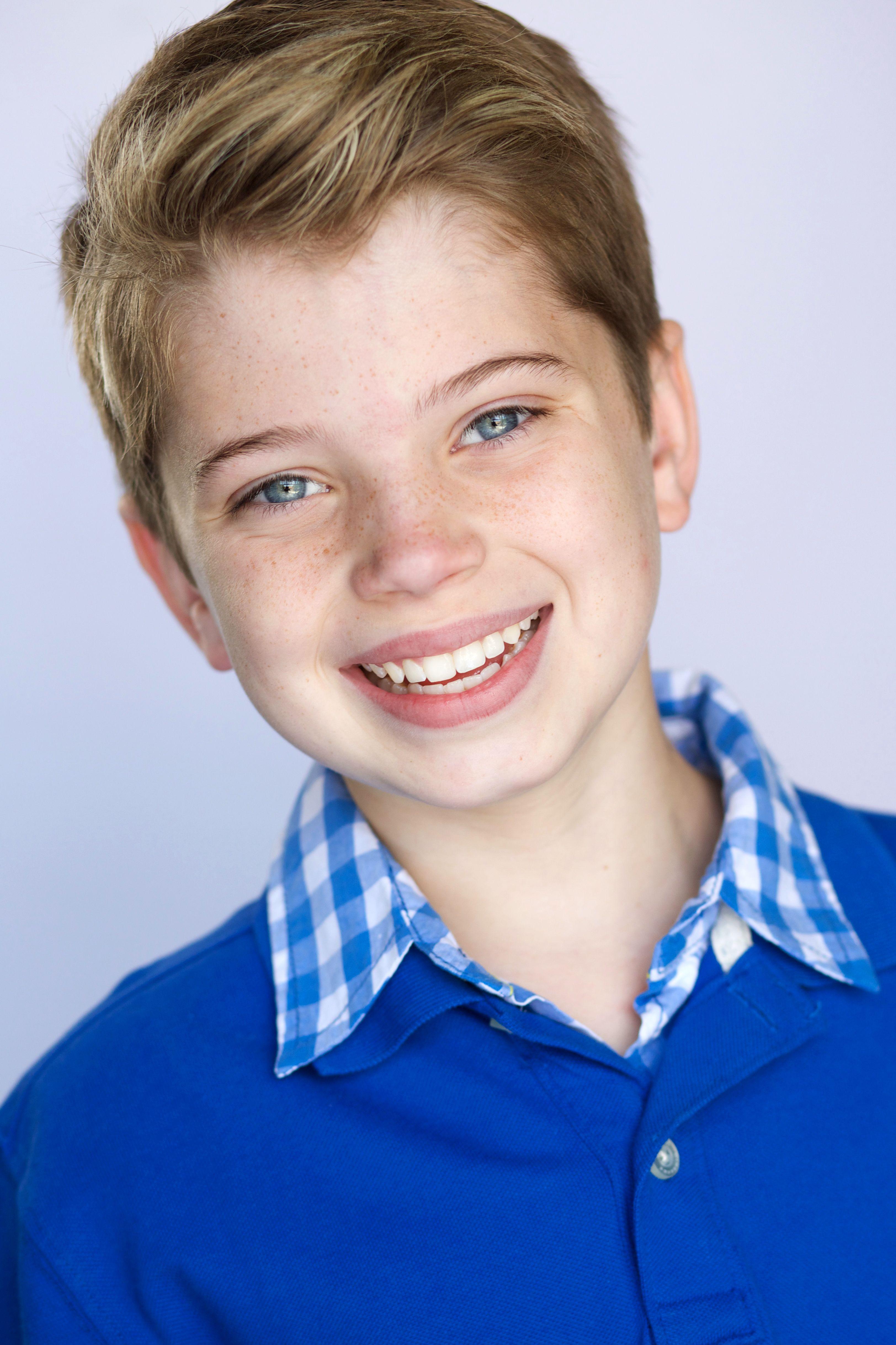 Child Actor Headshot | Model headshots, Boy models ...