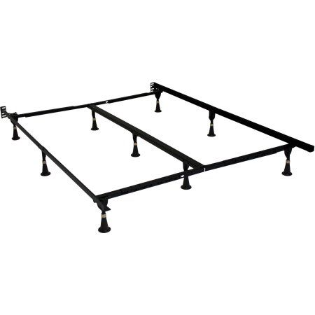 Home Metal Bed Frame Adjustable Bed Frame Steel Bed Frame