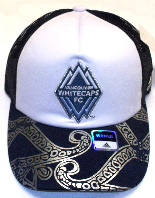 Vancouver Whitecaps FC Womens Adidas Trucker Hat 92e83ec4b