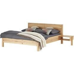 Photo of Bed system – wood-colored – 300 cm – 92 cm – beds> bed frames furniture Kraft
