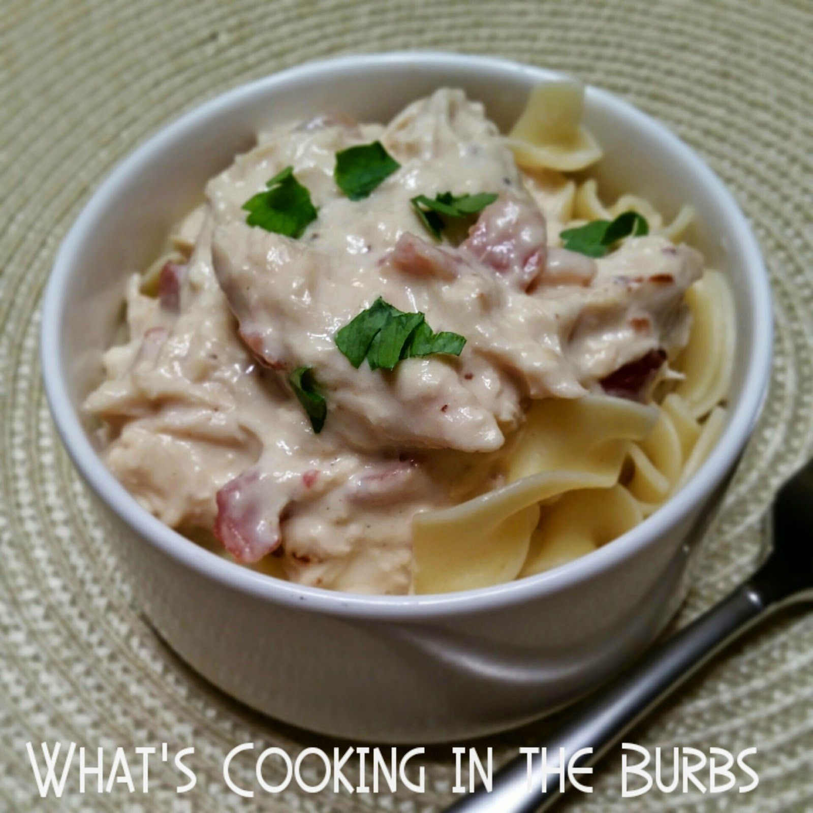 Sour Cream and Bacon Crock Pot Chicken - 6 points +