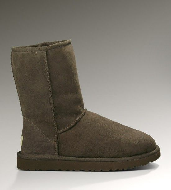 Ugg Boots WOMENS CLASSIC SHORT CHOCOLATE
