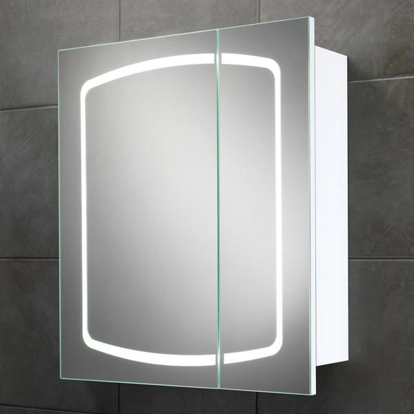 Bathroom Wonderful Blue Wall Stained With Illuminated Bathroom Mirror And Cabinets Decor Illuminated Bathroom Cabinets Mirror Cabinets Bathroom Mirror Cabinet