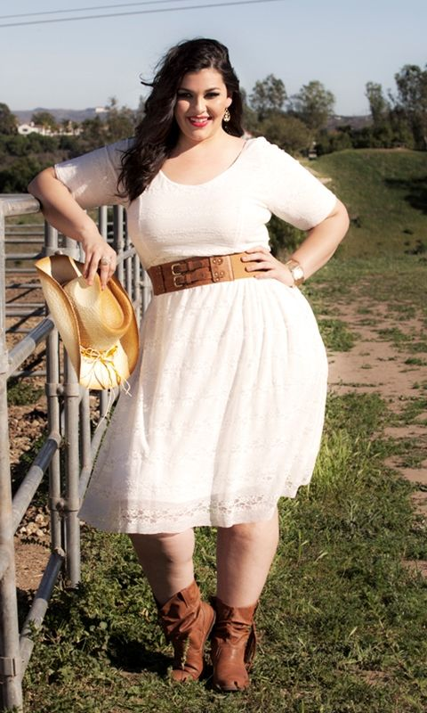 Be a classic beauty in this plus size lace dress with vintage ...