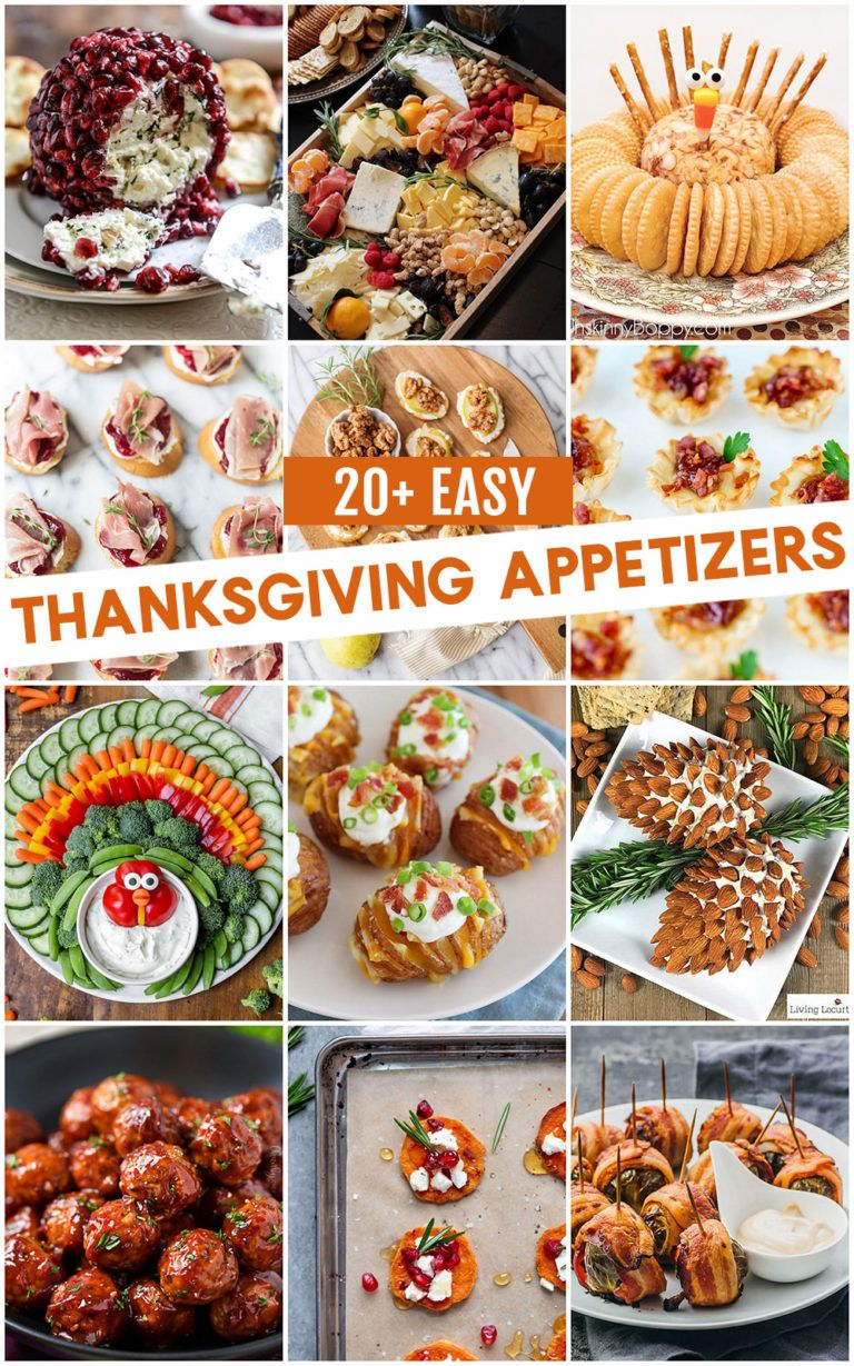 Easy Thanksgiving Appetizers To Feed A Crowd Pizzazzerie In 2020 Thanksgiving Appetizers Easy Thanksgiving Appetizers Best Thanksgiving Appetizers