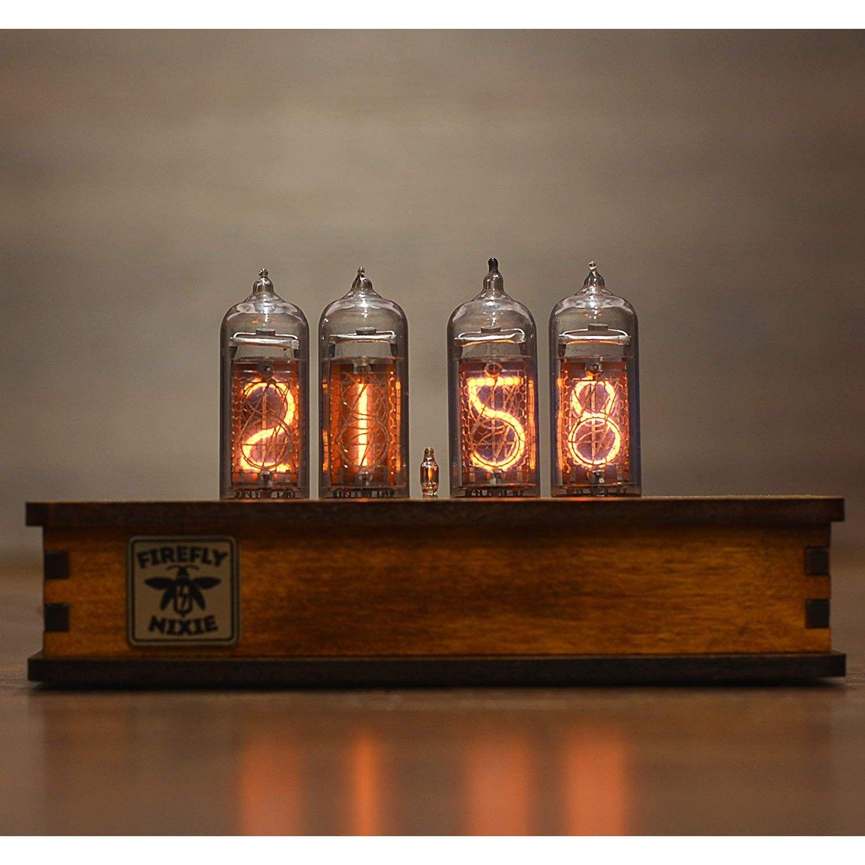 Nixie Tube Clock in 2020 Nixie tube, Vintage clock
