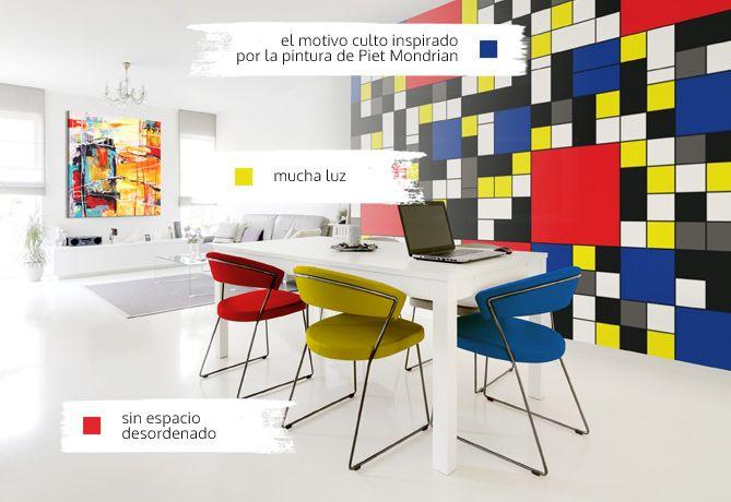 Resultado de imagen para diseño de interiores bauhaus Bauhaus