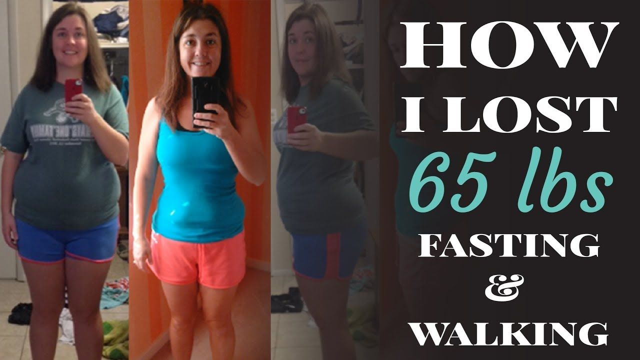 How i lost 65 pounds with intermittent fasting and walking
