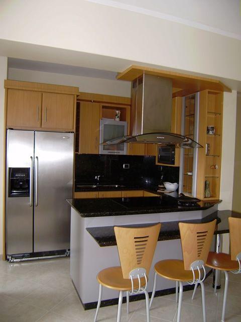 Fotos de Cocinas empotradas y gabinetes para baños lmg diseños c.a. ...