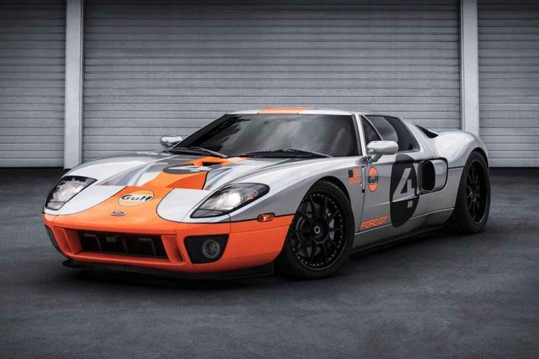 2005 Ford Gt Merkury 4 Coupe In 2020 With Images Ford Gt Ford Ford Racing