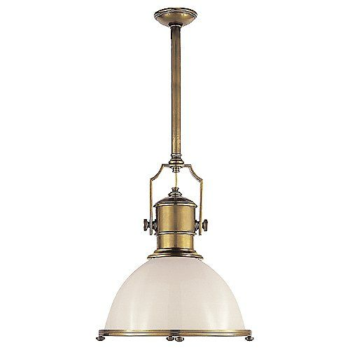 Country Industrial Pendant #951ryecourt