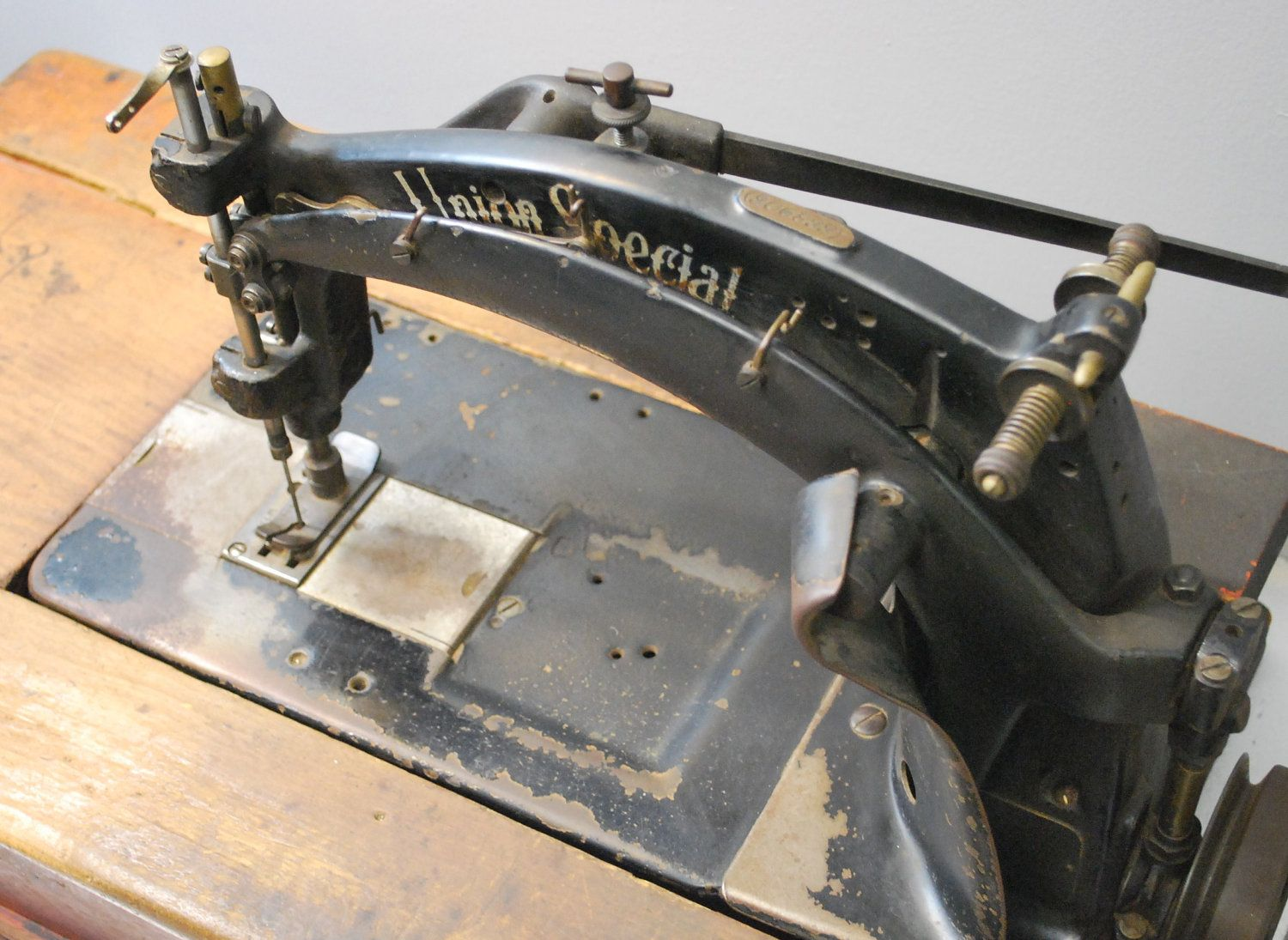 Are not Vintage sewing machine union special