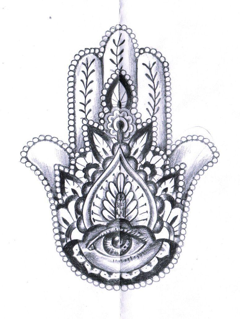 hand of fatima tattoo google search lets go. Black Bedroom Furniture Sets. Home Design Ideas