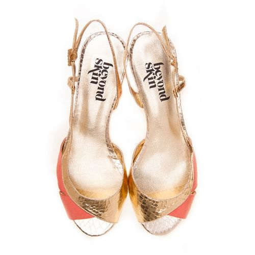 e9c2e4193da016 Vegan sandals June by Beyond Skin
